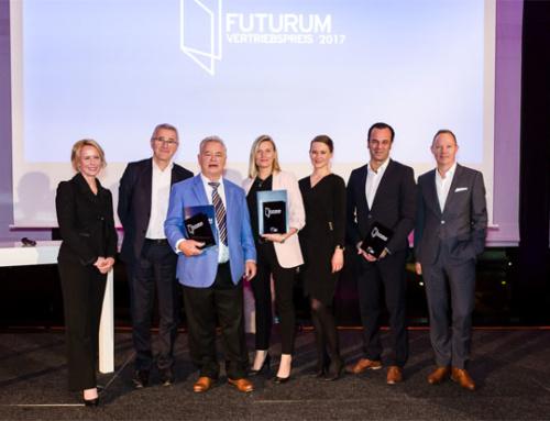FUTURUM Vertriebspreis für Innovation und Leistung im Pressevertrieb verliehen