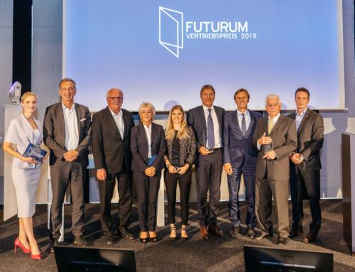 FUTURUM Vertriebspreise am Abend des 11. VDZ Distribution Summits verliehen
